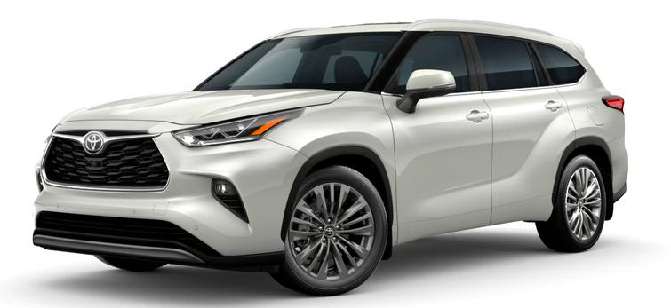 Toyota Highlander Price in Bangladesh 2022