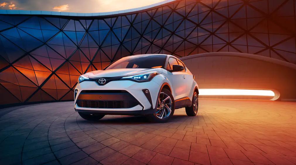 Toyota CHR Price in Bangladesh 2022