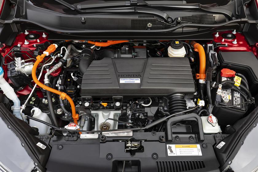 Honda CR-V Engine Capacity Cc