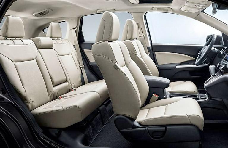 Honda CR-V Seating Capacity