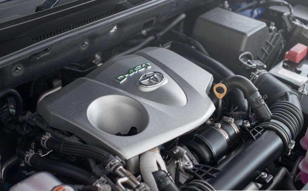 Toyota Harrier Engine Cc