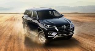 Toyota Fortuner Price in Bangladesh 2021