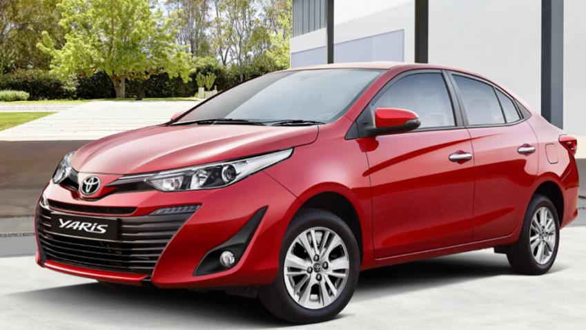 Toyota Yaris 2022 Price in Bangladesh