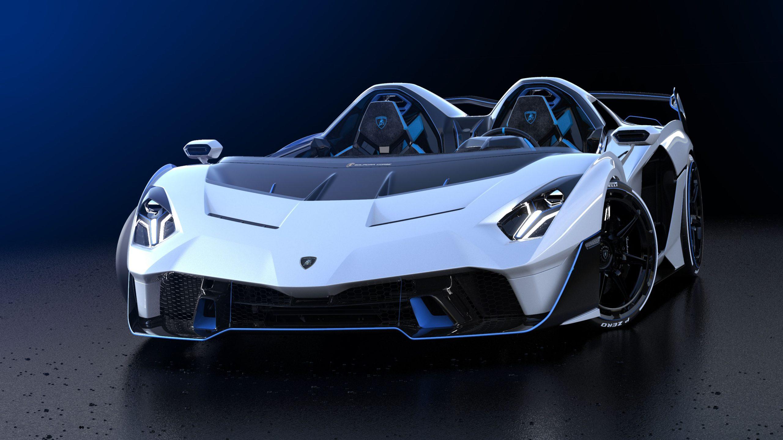 Lamborghini Exterior