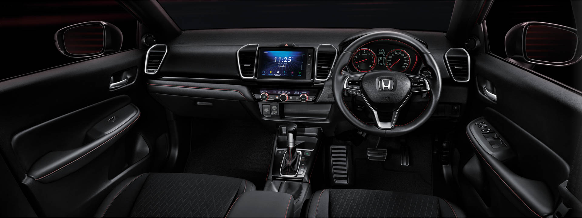 Honda City Interior