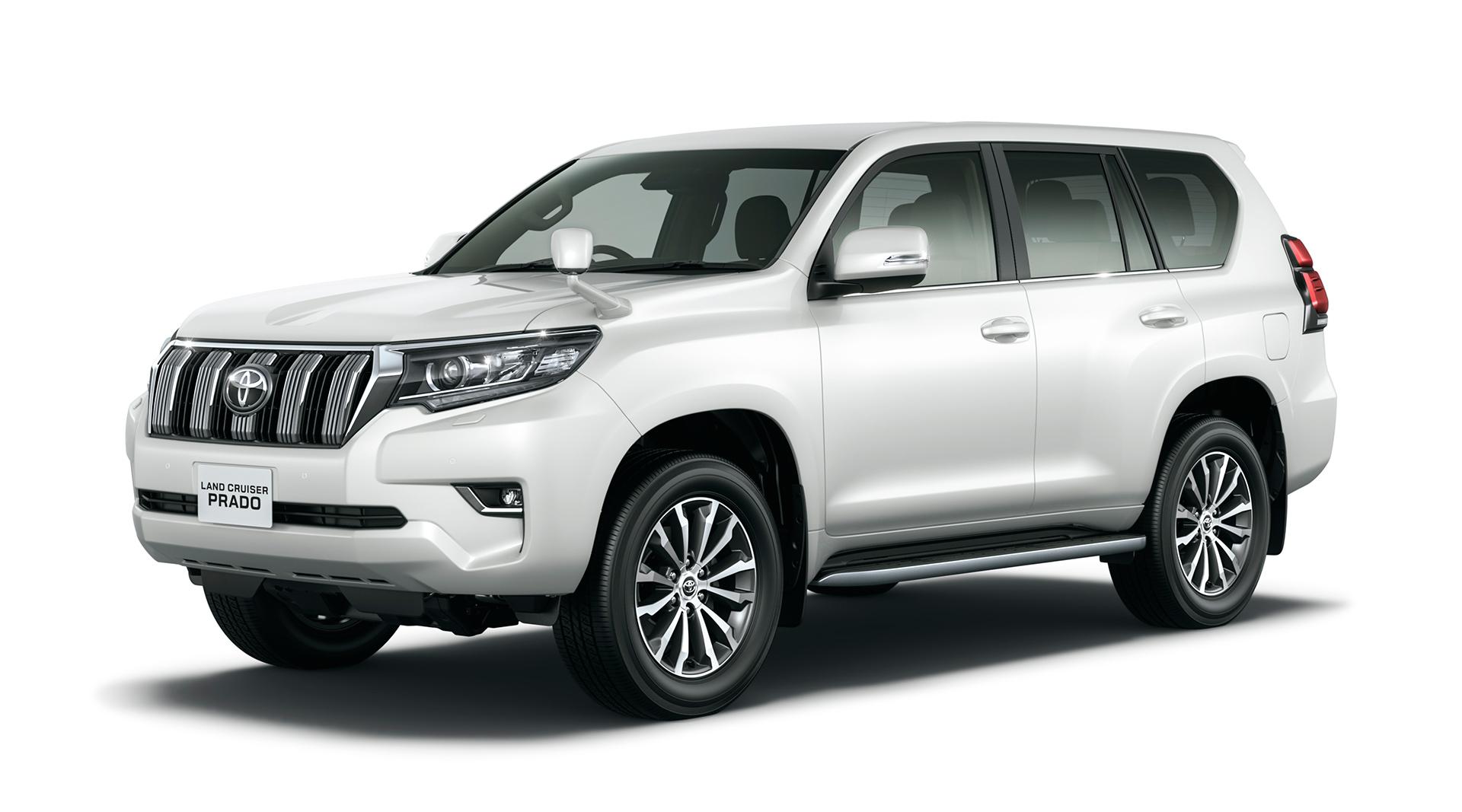 Toyota Land Cruiser 2022 Price in Bangladesh V8, Prado