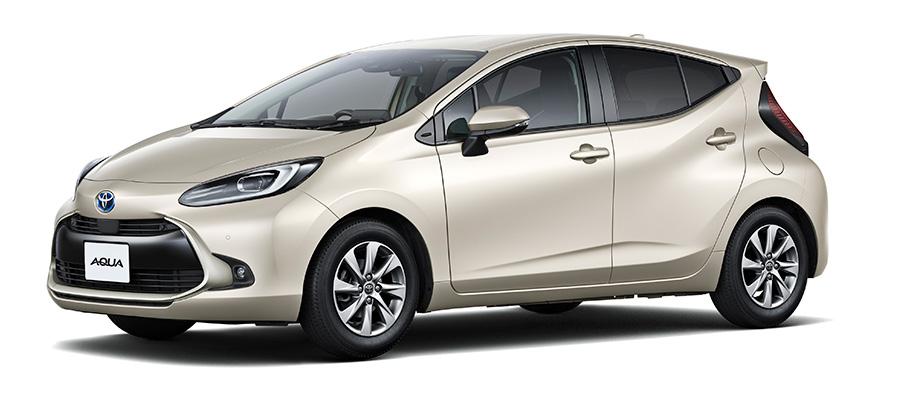 Toyota Aqua 2022 Price in Bangladesh